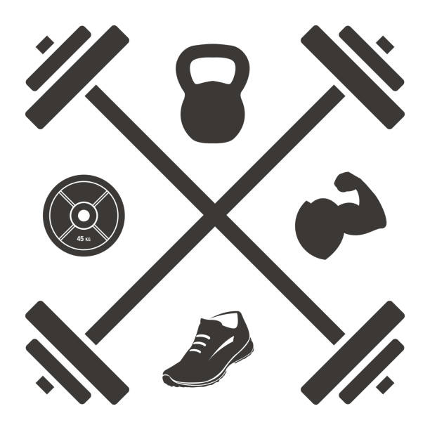 6 085 Gym Clipart Illustrations Royalty Free Vector Graphics Clip Art Istock