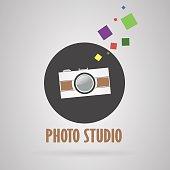 Logo camera micro four thirds