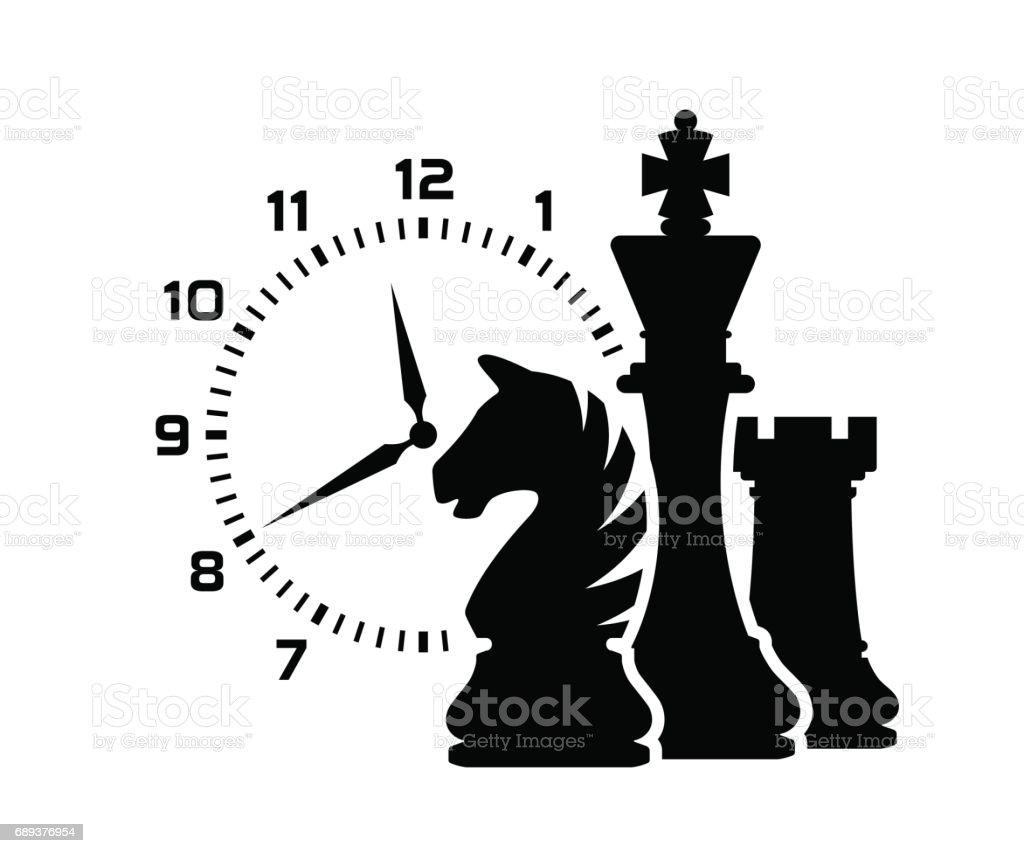 logo chess stock vector art amp more images of art 689376954