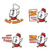 Logo chicken.