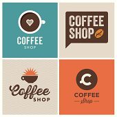 logo coffee shop
