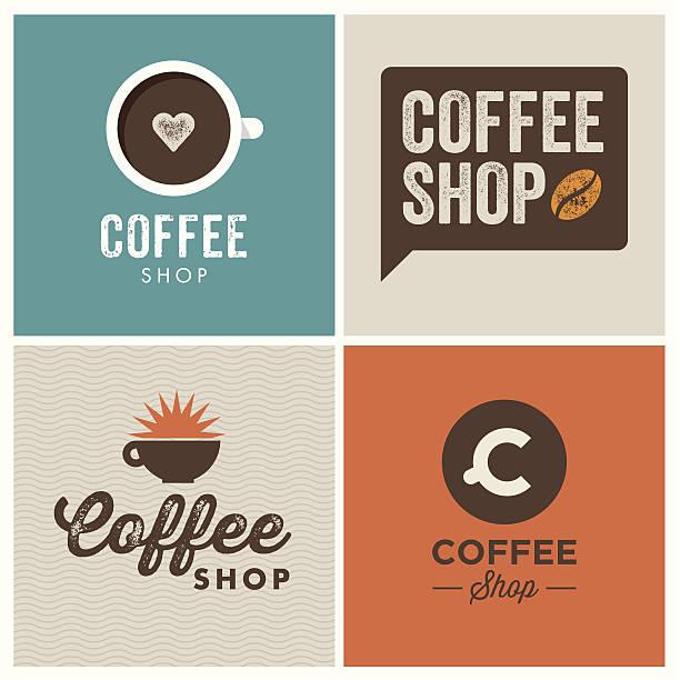 illustrazioni stock, clip art, cartoni animati e icone di tendenza di logo bar - camellia sinensis