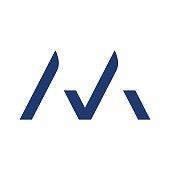 Letter M, Logotype, Icon Monogram, Alphabet