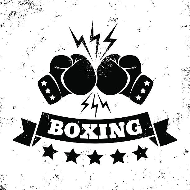 Royalty Free Boxing Glove Clip Art Vector Images