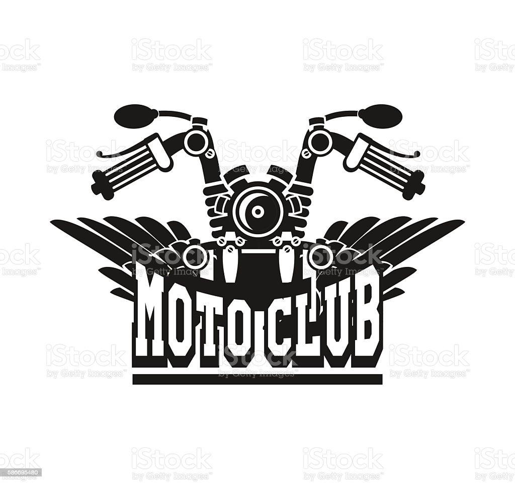 logo de club moto cliparts vectoriels et plus d 39 images de aile d 39 animal 586695480 istock. Black Bedroom Furniture Sets. Home Design Ideas