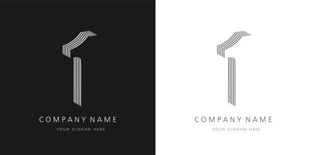 1 logo number modern design 1 logo number modern design number 1 stock illustrations