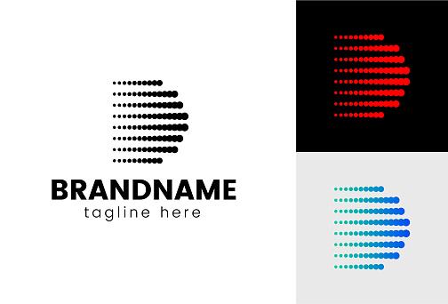 D Logo set