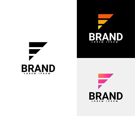 F Logo set