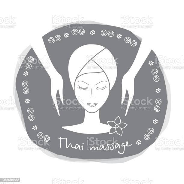 Weiß Mädchen Asiatisch Massage