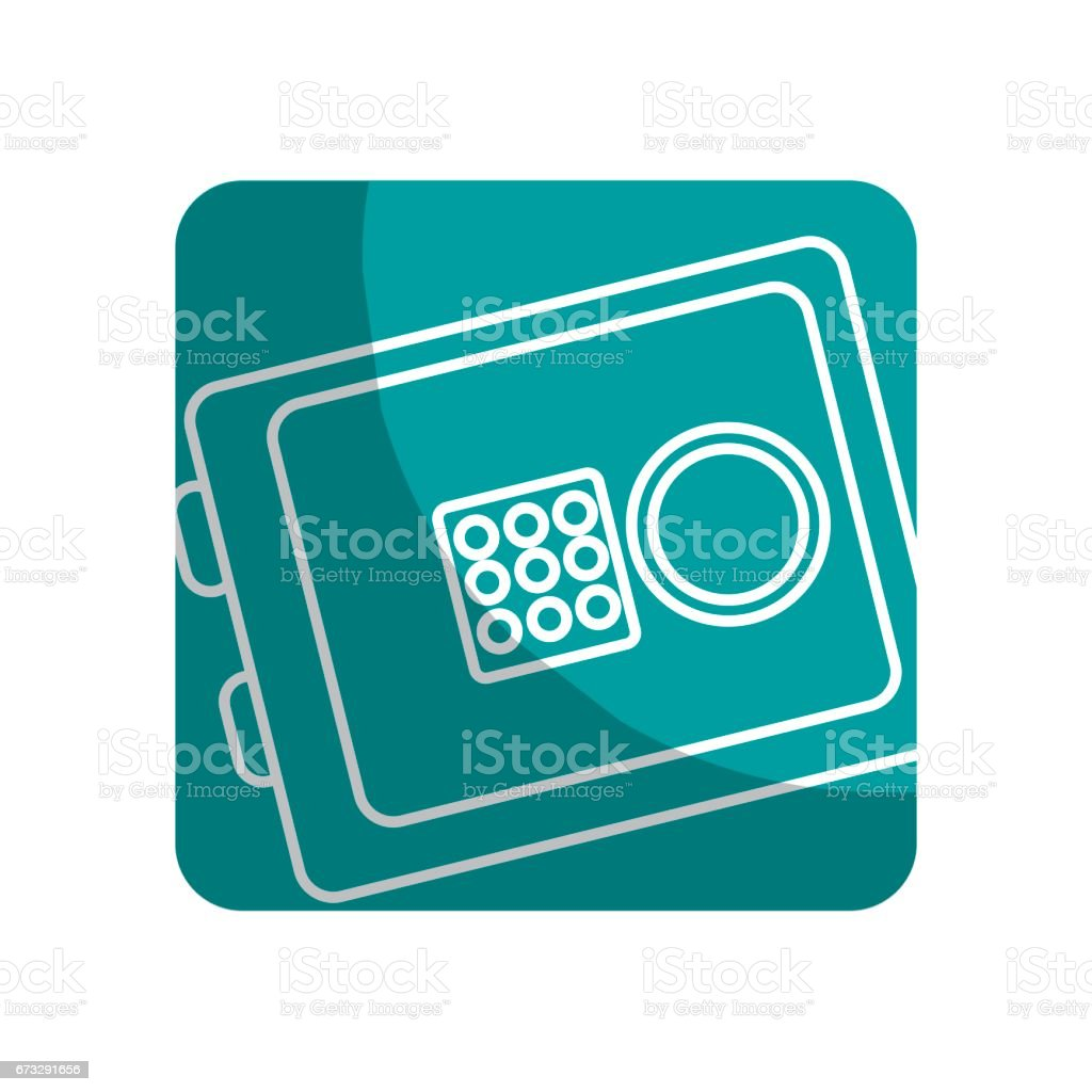 logotype metal safe money in the house secure royalty-free logotype metal safe money in the house secure stock vector art & more images of antiquities
