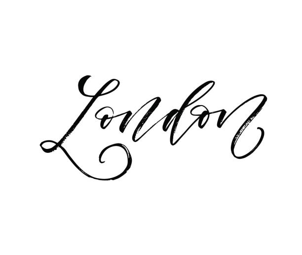london card. - london fashion stock illustrations, clip art, cartoons, & icons