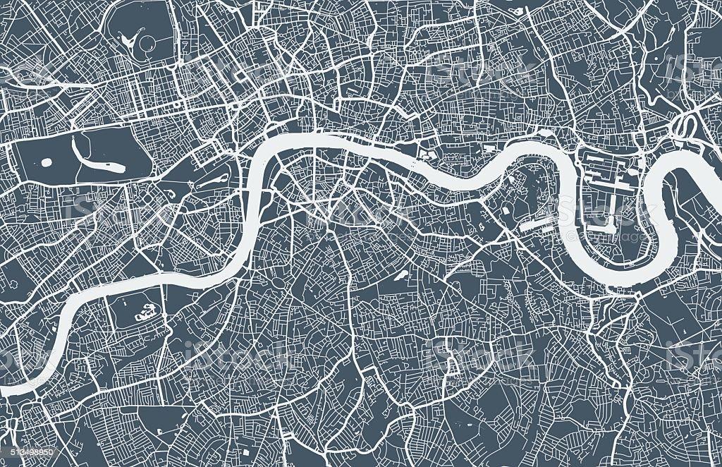 ロンドンシティマップ ロイヤリティフリーロンドンシティマップ - イギリスのベクターアート素材や画像を多数ご用意