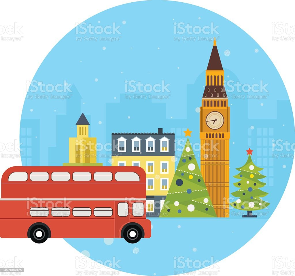 Image result for united kingdom christmas clipart