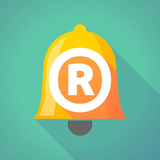 Royalty Free Clip Art Of A Registered Trademark Clip Art Vector