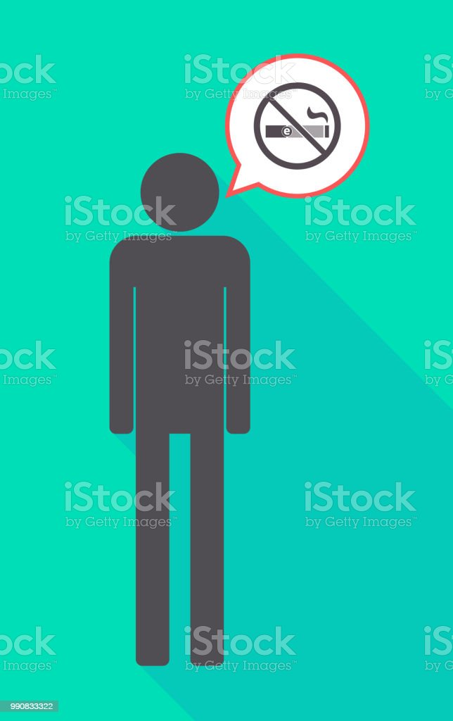 https://media.istockphoto.com/vectors/long-shadow-male-pictogram-with-an-ecigarette-in-a-not-allowed-signal-vector-id990833322