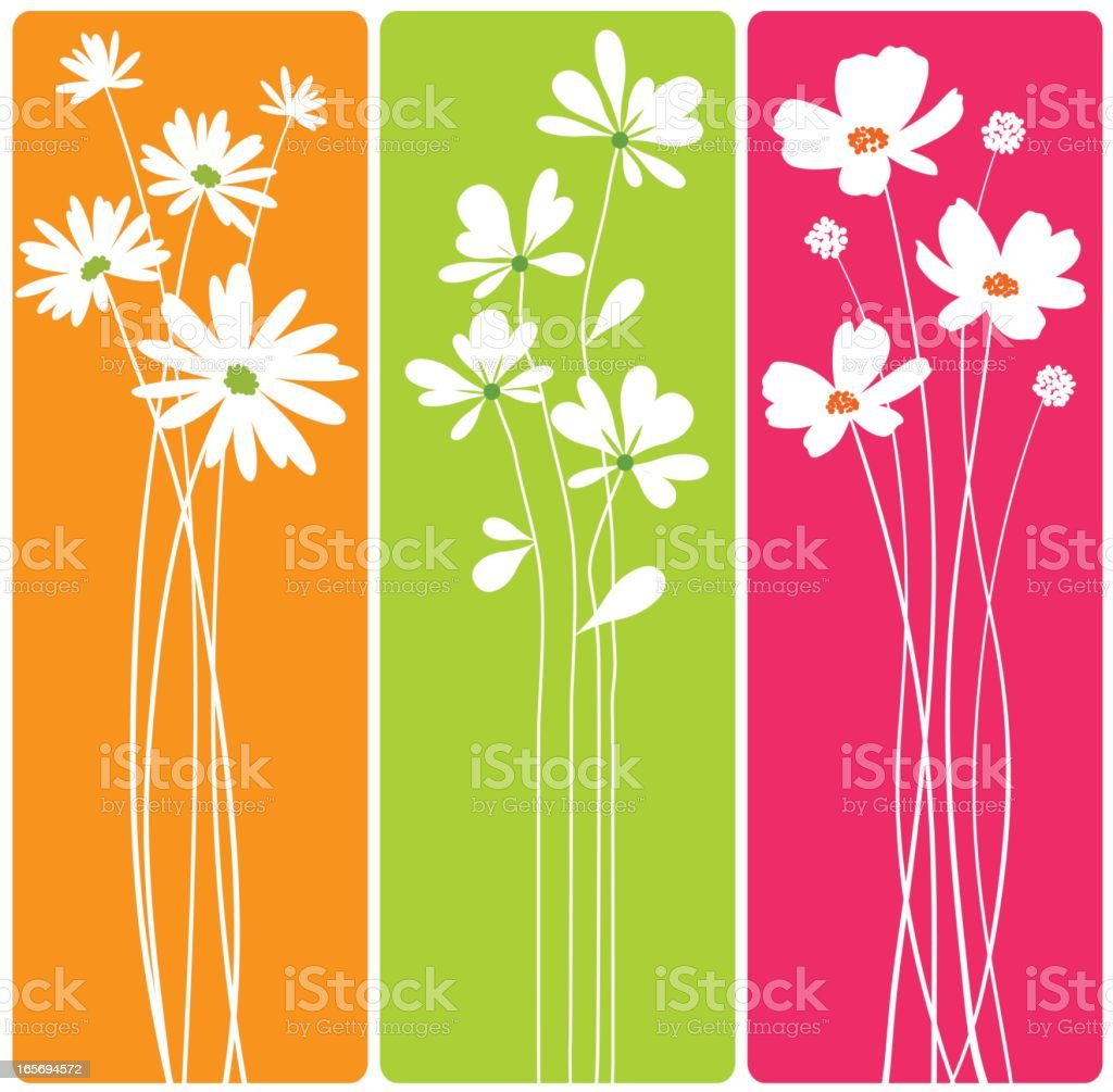 Long Stem Flowers royalty-free long stem flowers stock vector art & more images of beauty