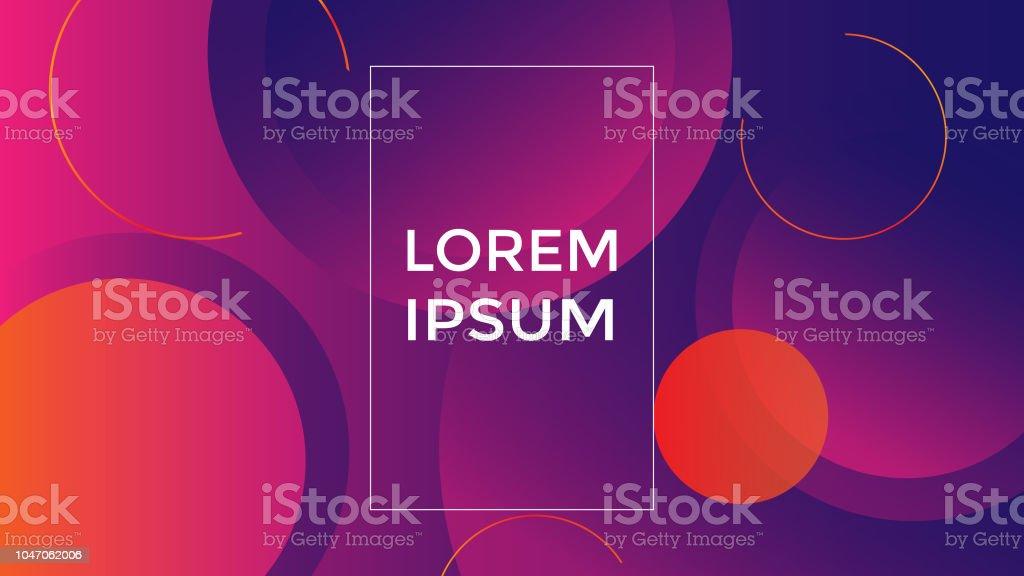 Lorem Ipsum Background vector art illustration