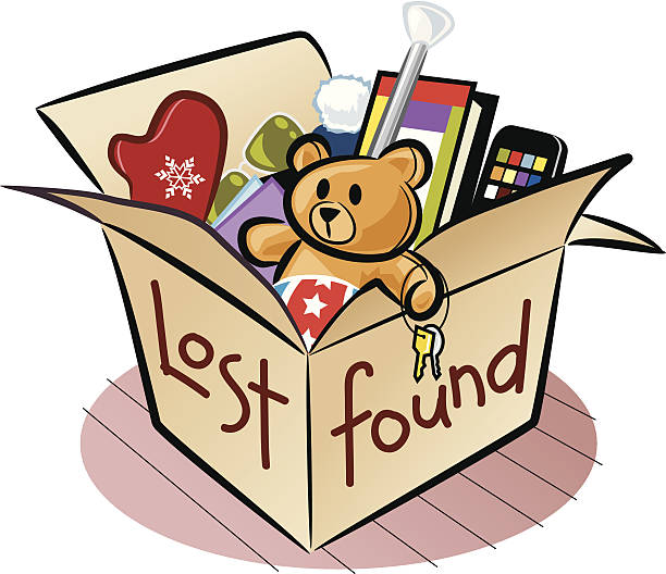 royalty free lost and found clip art vector images illustrations
