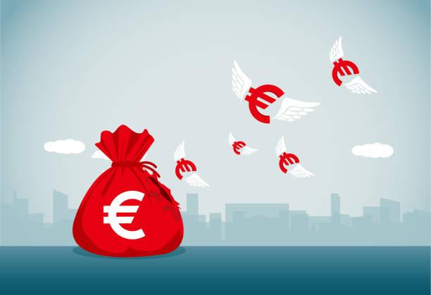 lost commercial illustrator euro symbol stock illustrations