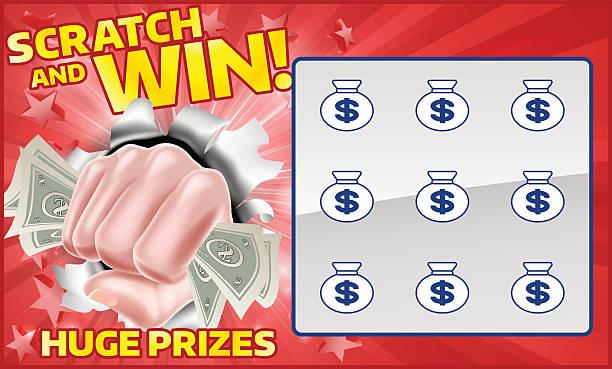 Lottery scratch off ticket clip art vector images illustrations lottery scratch off ticket clip art vector images illustrations sciox Images