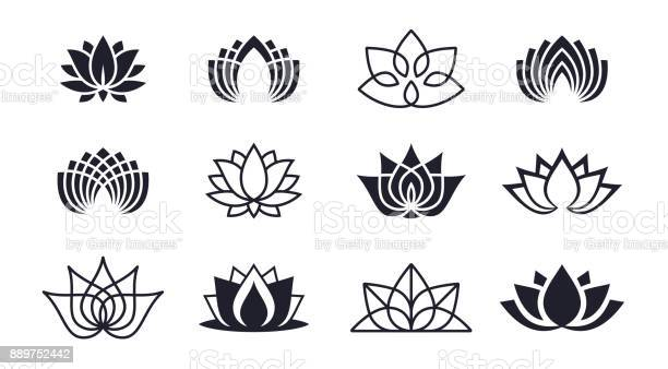 Lotus blossoms vector id889752442?b=1&k=6&m=889752442&s=612x612&h=zyfxesossbvcrr1h2cz4f69a h qccjhntt0siednw8=