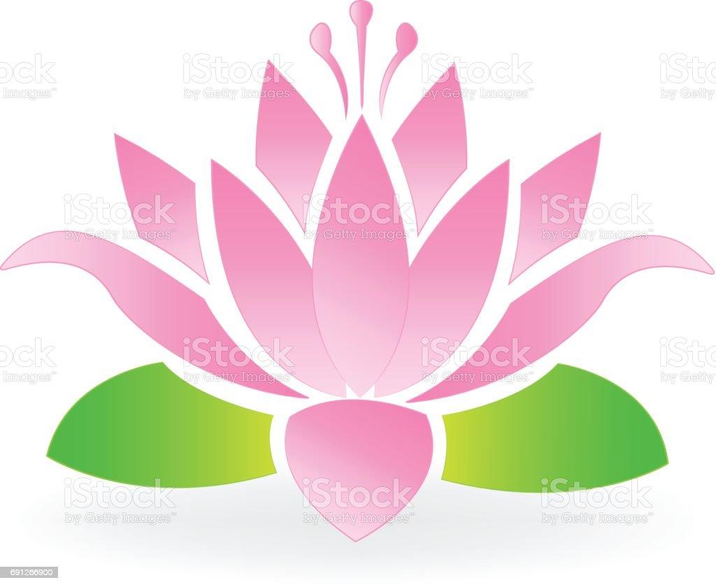 Lotus flower icon vector design stock vector art more images of lotus flower icon vector design royalty free lotus flower icon vector design stock vector art izmirmasajfo