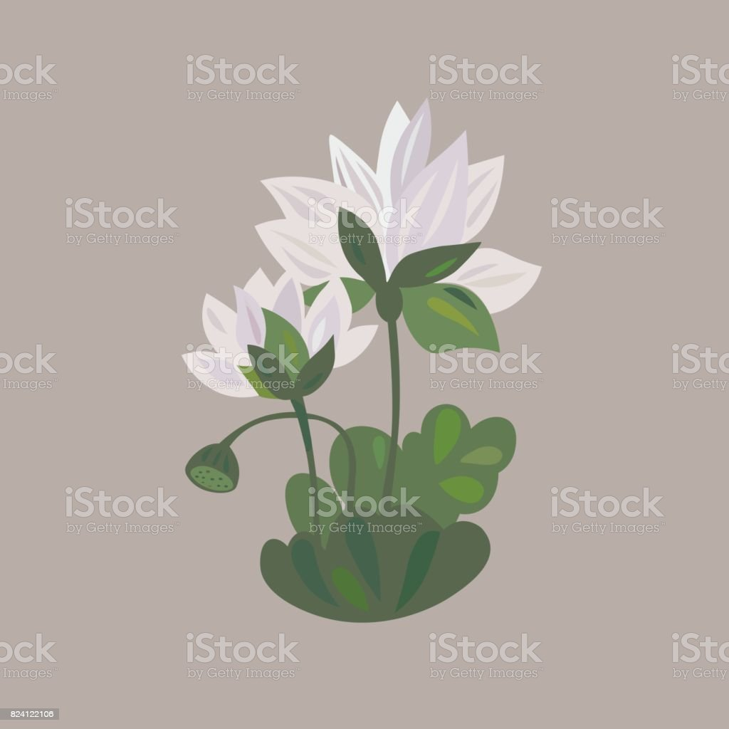 Lotus flower icon water lily asian buddhism symbol stock vector art lotus flower icon water lily asian buddhism symbol royalty free lotus flower icon water lily mightylinksfo Choice Image
