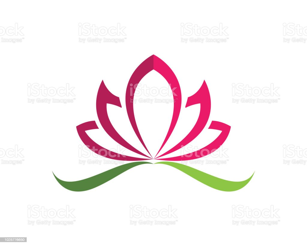 Lotus flower logo and symbols stock vector art more images of lotus flower logo and symbols royalty free lotus flower logo and symbols stock vector art izmirmasajfo