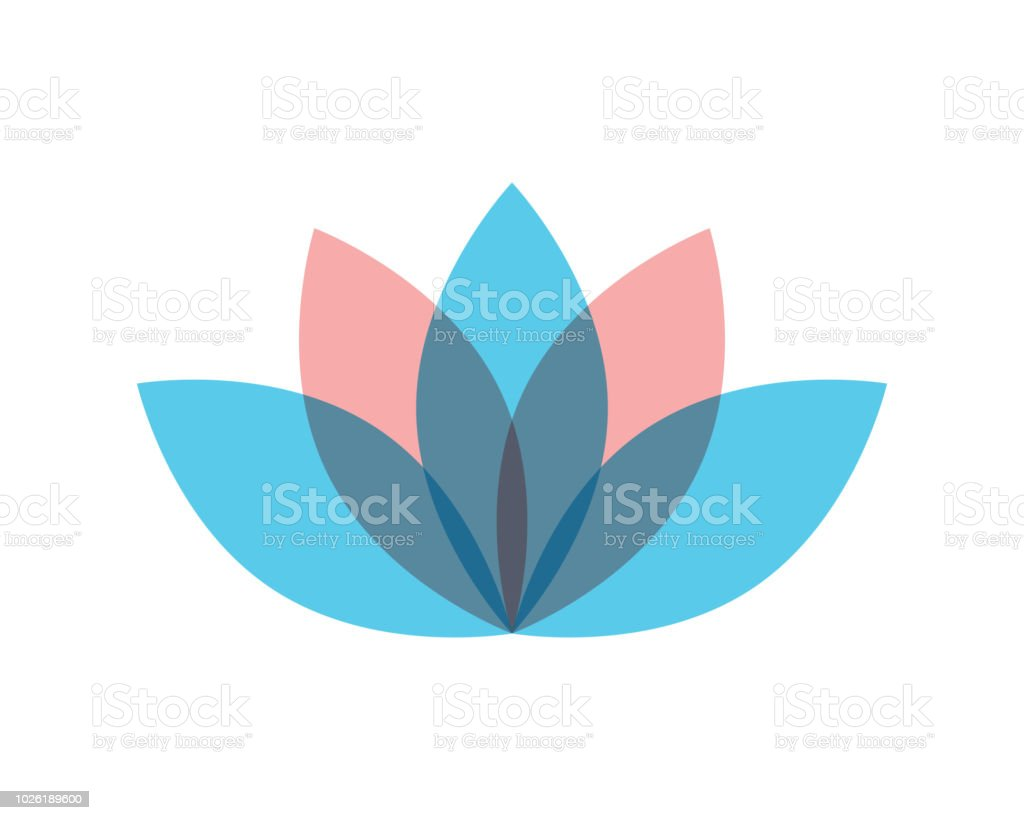 Lotus Flower Logo And Symbols Stock Vector Art More Images Of