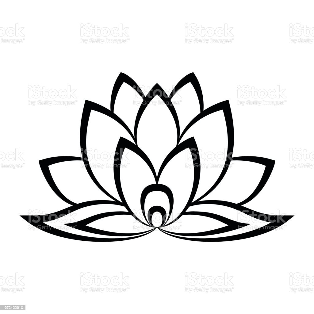 Lotus Clip Art Awesome Graphic Library