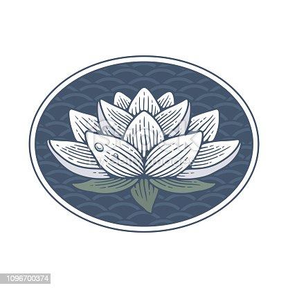 istock Lotus flower 1096700374
