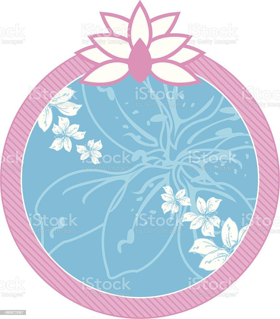 蓮の花のヨガのグラフィック のイラスト素材 480872087 | istock