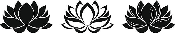 Royalty Free Lotus Clip Art, Vector Images & Illustrations ...