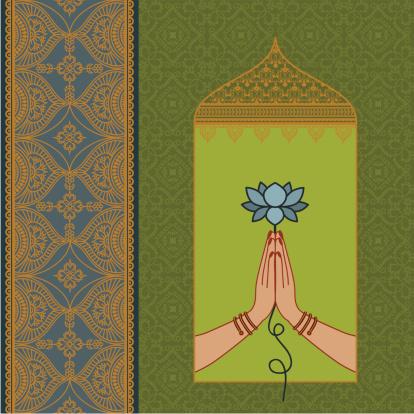 Lotus Hands