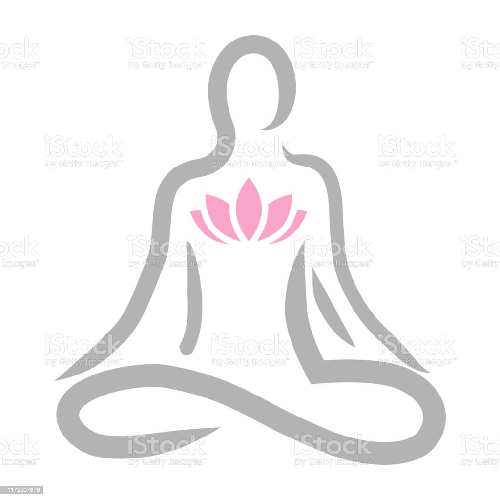 Lotus Yoga Stock Illustration Download Image Now Istock