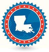 Louisiana Badge