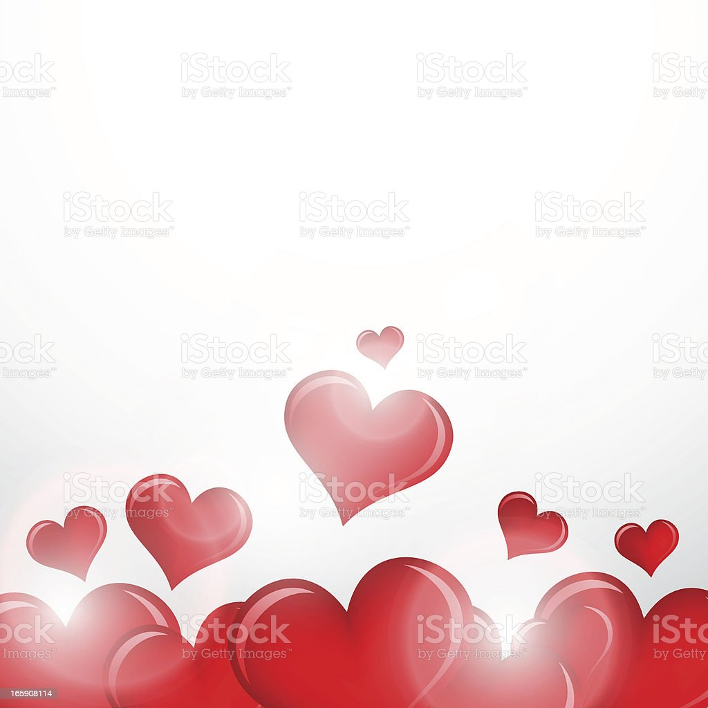 Love background royalty-free stock vector art