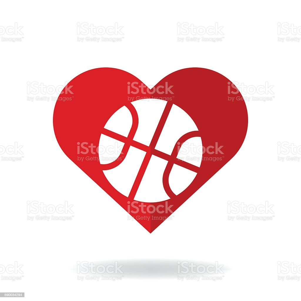 Download Love Basketball Stock Illustration - Download Image Now ...