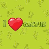 istock I love cactus 533714246