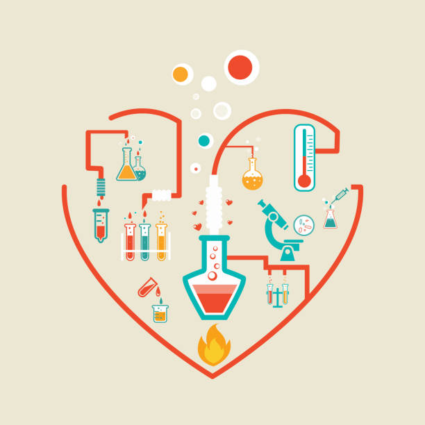 Download Best Love Science Illustrations, Royalty-Free Vector ...