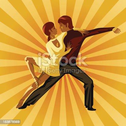 istock Love Dancing 153878569