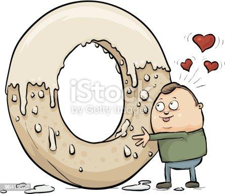 istock I Love Doughnuts 96419522