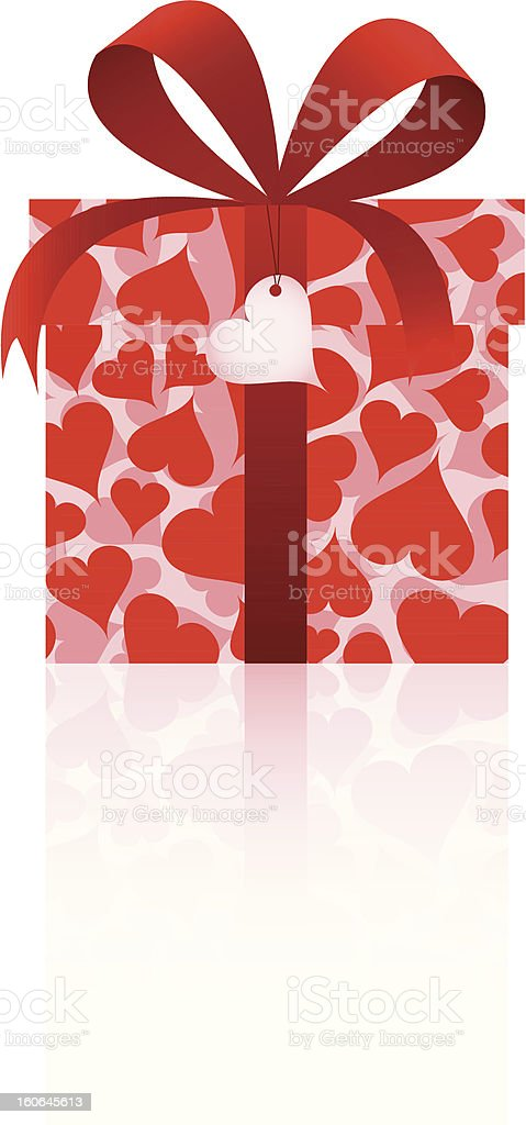Love gift royalty-free love gift stock vector art & more images of anniversary