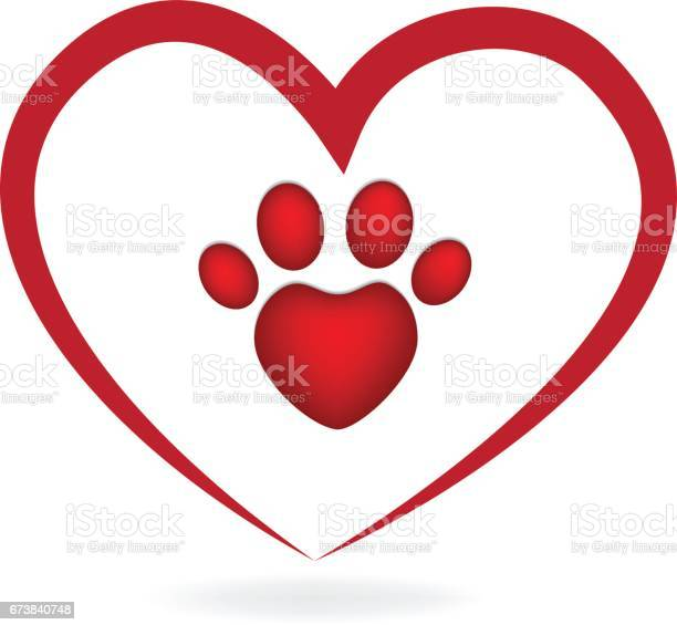 Love heart paw print logo vector id673840748?b=1&k=6&m=673840748&s=612x612&h=mahexkfiu5llct2tjfzvrwaf d5d dr7ghvxoblf740=