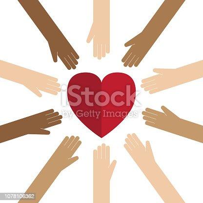 istock Love heart 1078106362
