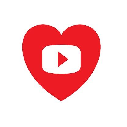 love, heart,multimedia logo