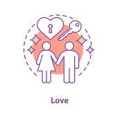 istock Love icon 1089017224