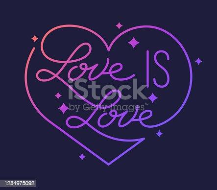istock Love Is Love 1284975092