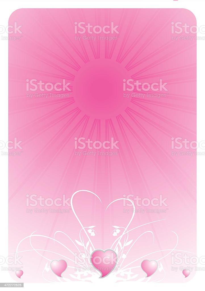 Love Letter royalty-free stock vector art