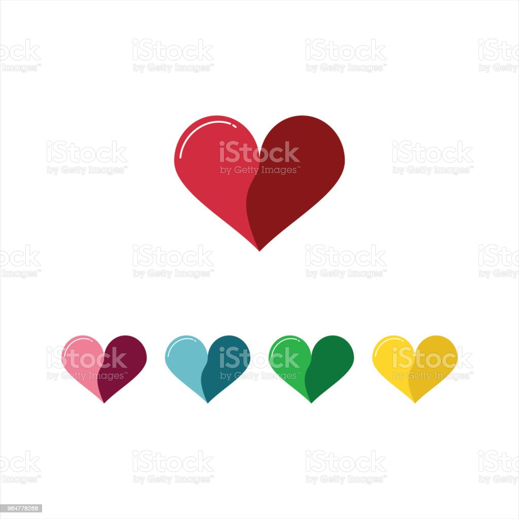 Love Logo Vector Template Design royalty-free love logo vector template design stock vector art & more images of care